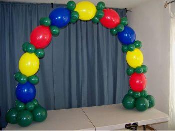 Como Fazer Arco de Balão